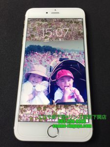 iPhone6s画面修理after