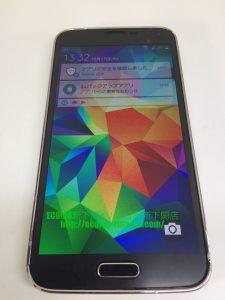Androidスマホ GALAXY S5 充電ができない