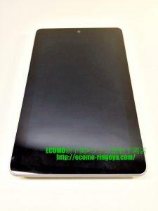 ASUS Google Nexus7 タブレット 充電できない