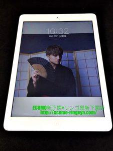 iPad Air バッテリー交換????