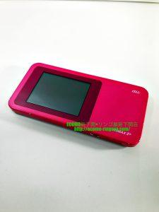 モバイルWi-Fiルーター  Wi-Fi NEXT W01