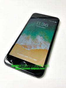 iPhone7 ガラス割れ及び水没修理