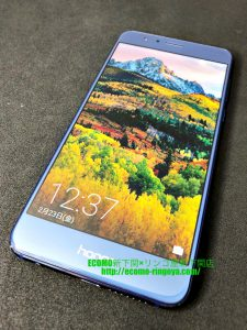 Huawei honor 8(ファーウェイ・オーナー・エイト)