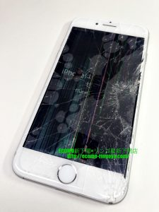 iPhone7 画面交換 + iOS復元
