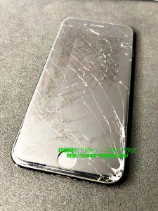iPhone7 画面割れ 液晶不良