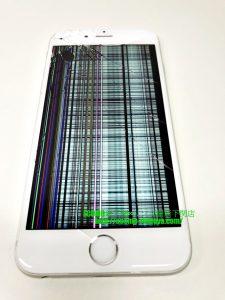 iPhone6 液晶不良 液晶交換