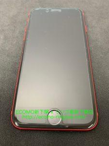 iPhone8 アウトカメラレンズ交換